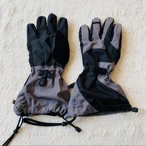 REI Ski cold weather gloves black unisex large EUC